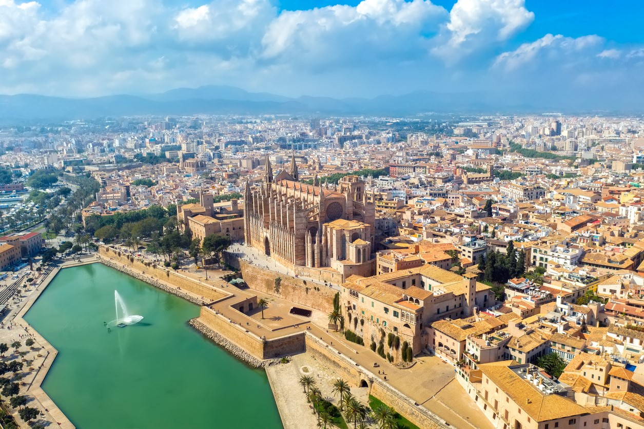 Las ventajas de vivir en Palma de Mallorca